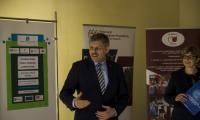 Prorektor UTP Dariusz Pańka