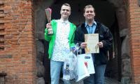 Uczestnik i laureat I Ogólnopolskiego Festiwalu Piosenki