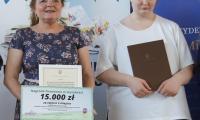 Nagrodzona Ewa Czerwińska