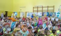 Zgromadzeni uczniowie i rodzice, fot. Danuta Potręć KPCEN w Toruniu