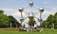 Atomium-symbol Brukseli
