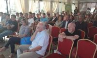 """Konferencja """"Innowacyjne produkty i technologie dla współczesnego rolnictwa, przetwórstwa rolno-spożywczego oraz zdrowia człowieka"""" – czwartek 24 maja 2018 w Ciechocinku, fot. Departament Rolnictwa i Geodezji"""