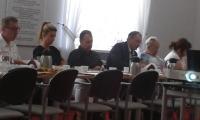 Posiedzenie trzech Zespołów działających przy K-P WRDS