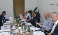 Członkowie Prezydium K-P WRDS w dniu 3 września 2018 r., fot. Beata Wiśniewska