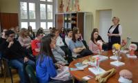 """""""Dzień Medyka"""" w Medyczno-Społecznym Centrum Kształcenia Zawodowego i Ustawicznego w Inowrocławiu, fot. Dariusz Antczak"""