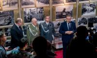 """Wystawa """"Wojsko na Kujawach i Pomorzu"""" – uroczysta inauguracja; fot. Łukasz Piecyk dla UMWKP"""