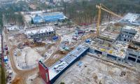 Budynek nowej kotłowni, fot. Sky Drone Studio dla KPIM