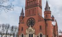 Zwiedzanie centrum Inowrocławia, fot. Łukasz Piecyk
