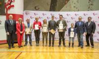 Uroczyste wręczenie nagród sportowcom, fot. Szymon Zdziebło/Tarantoga.pl