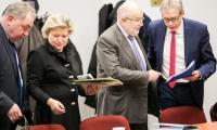 Spotkanie z delegacją z Saksonii-Anhalt w Toruńskim Parku Technologicznym, fot. Andrzej Goiński