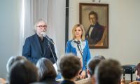 Marszałkowskie stypendia artystyczne 2018, fot. Szymon Zdziebło/tarantoga.pl dla UMWKP