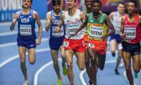 Bieg po srebrny medal Marcina Lewandowskiego, fot. Paweł Skraba