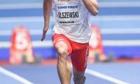 Sprint Remigiusza Olszewskiego, fot. Paweł Skraba