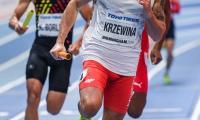 Polska sztafeta mężczyzn 4x400 metrów, fot. Paweł Skraba