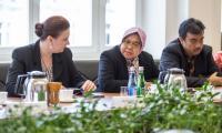 Wizyta delegacji z Indonezji w Urzędzie Marszałkowskim, fot. Szymon Zdziebło/Tarantoga.pl