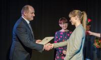 Spotkanie z okazji Międzynarodowego Dnia Teatru, fot. Szymon Zdziebło/Tarantoga.pl