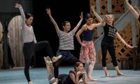 "Próba do premierowego baletu Opery Nova ""Romeo i Julia"", fot. Filip Kowalkowski"