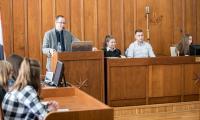 """Prelekcja """"Karol Wojtyła jako mistyk"""" w Urzędzie Marszałkowskim, fot. Andrzej Goiński"""