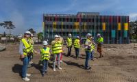 Niedziela na budowę na Bielanach, 29 kwietnia 2018, fot. Szymon Zdziebło www.tarantoga.pl dla UMWKP