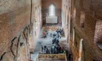 Dzień Kultury Średniowiecznej na zamku w Świeciu, fot. Łukasz Piecyk