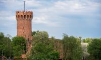 Zamek krzyżacki w Świeciu, fot. Łukasz Piecyk