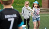 Frisbee Day w Chełmnie, fot. Łukasz Piecyk