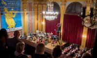 """Opera """"Straszny Dwór"""" w Dworze Artusa, fot. Łukasz Piecyk"""