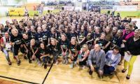 W zajęciach wzięło udział 350 uczennic z kujawsko-pomorskich szkół, fot. Andrzej Goiński