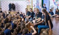 W zajęciach wzięło udział 350 uczennic z kujawsko-pomorskich szkół, fot. Paweł Skraba