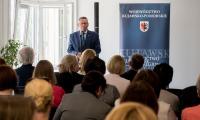 Wojewódzkie obchody Dnia Bibliotekarza i Bibliotek, fot. Łukasz Piecyk dla UMWKP