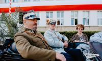 Piknik rodzinny po zakończeniu oficjalnych obchodów, fot. Łukasz Piecyk