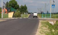 Wizytacja drogi powiatowej Godziszewy-Dylewo, budowanej praktycznie od nowa z udziałem środków RPO, fot. Szymon Zdziebło/Tarantoga.pl