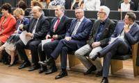 """Konferencja """"Cyfrowa edukacja dla szkół podstawowych – priorytety i wyzwania"""", fot. Andrzej Goiński"""