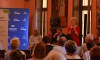 Konferencja prasowa nt. inwestycji w Filharmonii Prasowej, fot. archiwum Filharmonii Pomorskiej