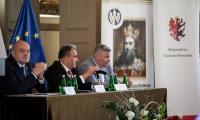 Uroczysta sesja sejmiku z okazji Święta Województwa, fot. Filip Kowalkowski
