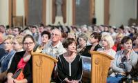 Msza św. w intencji regionu i jego mieszkańców, fot. Andrzej Goiński