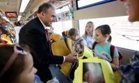 Oficjalne obchody Święta Województwa zainaugurował przejazd