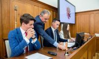 Spotkanie przedstawicieli młodzieżowych rad gmin i miast z regionu, fot. Łukasz Piecyk