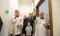 Uroczyste poświęcenie Centrum Pomocy im. św. Brata Alberta, fot. Szymon Zdziebło/Tarantoga.pl
