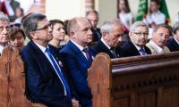 Uroczysta msza święta w Świeciu fot. Filip Kowalkowski