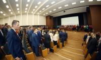 Obchody 50-lecia istnienia Wydziału Nauk Ekonomicznych i Zarządzania Uniwersytetu Mikołaja Kopernika w Toruniu, fot. Andrzej Romański, UMK