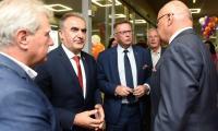Wojewódzki Szpital Dziecięcy świętuje zakończenie modernizacji, fot. Łukasz Piecyk/UMWKP
