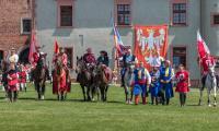 42. Wielki Międzynarodowy Turniej Rycerski w Golubiu-Dobrzyniu, fot. Szymon Zdziebło/tarantoga.pl