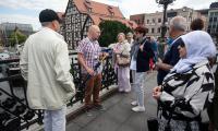 Kujawsko-Pomorskie odwiedziło 70 dyplomatów z całego świata, fot. Filip Kowalkowski dla UMWKP