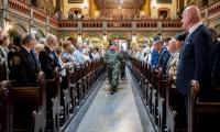 Msza święta w intencji ojczyzny, fot. Łukasz Piecyk
