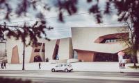 Centrum Kulturalno-Kongresowe Jordanki w Toruniu powstało z udziałem wsparcia RPO 2007-2013. Wart ponad 220 milionów złotych kompleks o charakterystycznej sylwecie nagrodzono prestiżowym tytułem Bryła Roku 2015, fot. Andrzej Goiński
