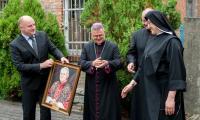 Uroczyste poświęcenie nowego domu dla seniorów Toruńskiego Centrum Caritas, fot. Łukasz Piecyk