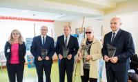 Uroczystość otwarcia Domu Pomocy Społecznej w Browinie po termomodernizacji, fot. Łukasz Piecyk