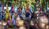 Ceremonia odsłonięcia Pomnika Pamięci Ofiar Zbrodni Pomorskiej 1939, fot. Szymon Zdziebło/Tarantoga