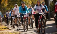 Rajd rowerowy w Bydgoszczy (6 października), fot. Filip Kowalkowski